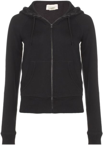 Take a look at this Black Sequin Cheer Hoodie - Girls by Taylor