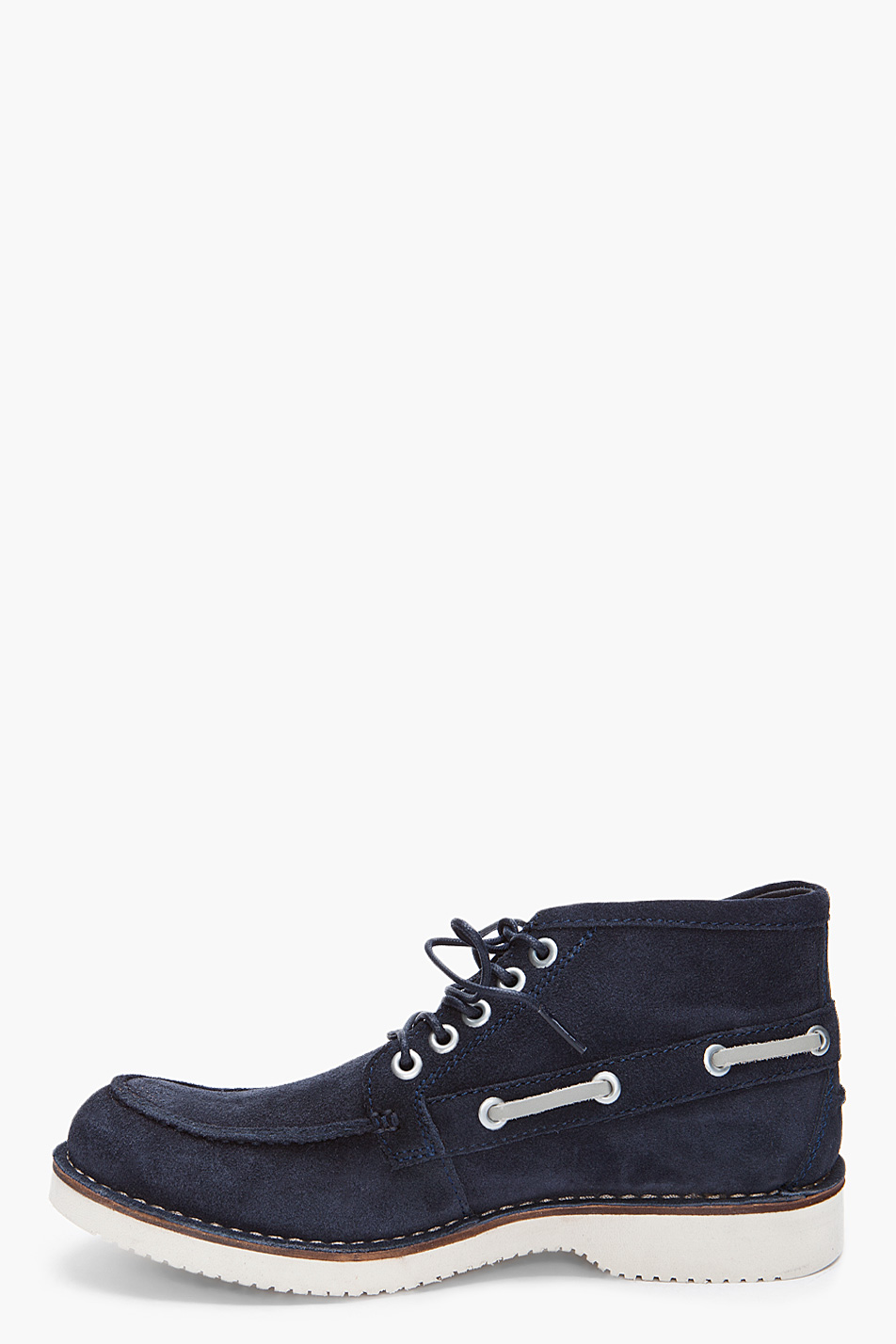 Lyst G Star Raw Navy Garrett Ii Shoes In Blue For Men