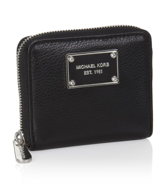 8a04a21894f628 Michael Kors Mini Zip Around Small Wallet | Stanford Center for ...