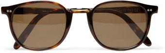Cutler & Gross Dframe Acetate Sunglasses - Lyst