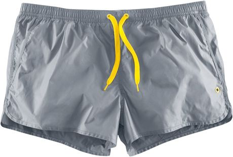 H&m Swim Shorts in Gray for Men (grey)