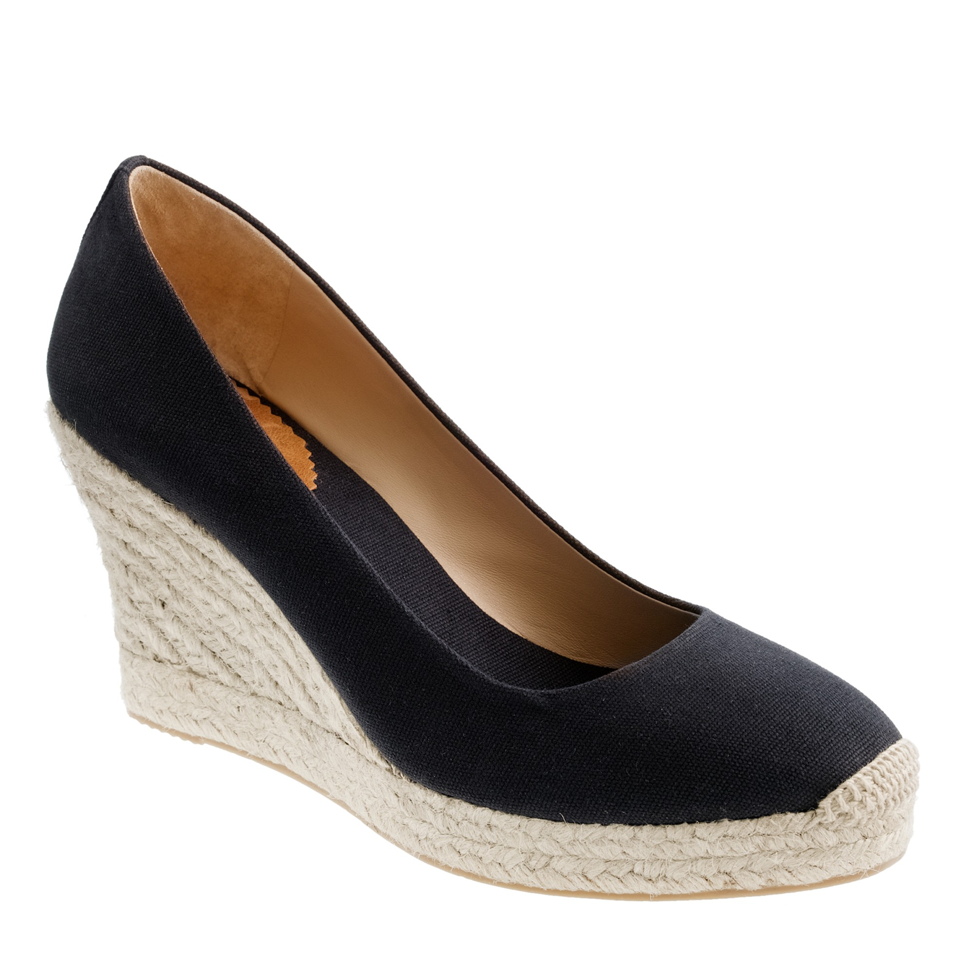 Women's Black Espadrille Peep Toe Wedges See more Forever 21 Heels. Subscribe to the latest from Forever Peep-toe Platform Wedges Black $ $58 (60% off) The RealReal Tory Burch Leather Peep-toe Wedges Brown $75 The RealReal Castaner Belli8 Espadrilles, Nude Open Toe WedgesPrice: $