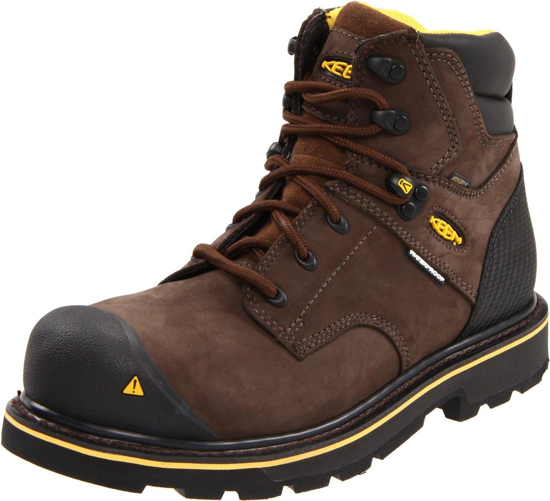 Keen Soft Toe Work Shoes