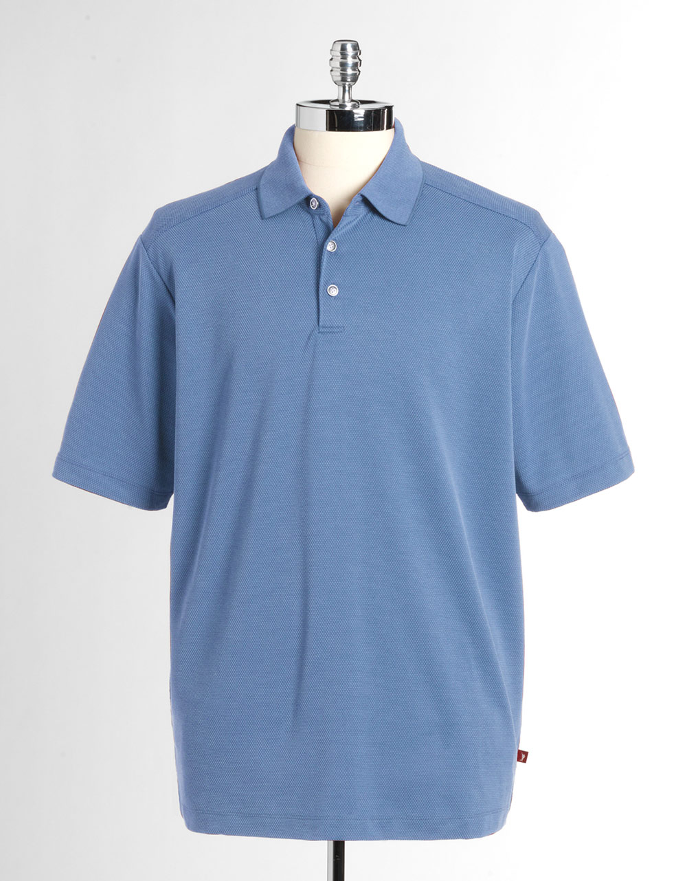 Tommy Bahama Short Sleeve Polo Shirt In Blue For Men Cabo