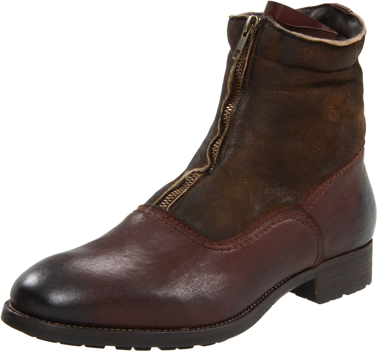 to boot new york mens seneca boot in brown for sigaro
