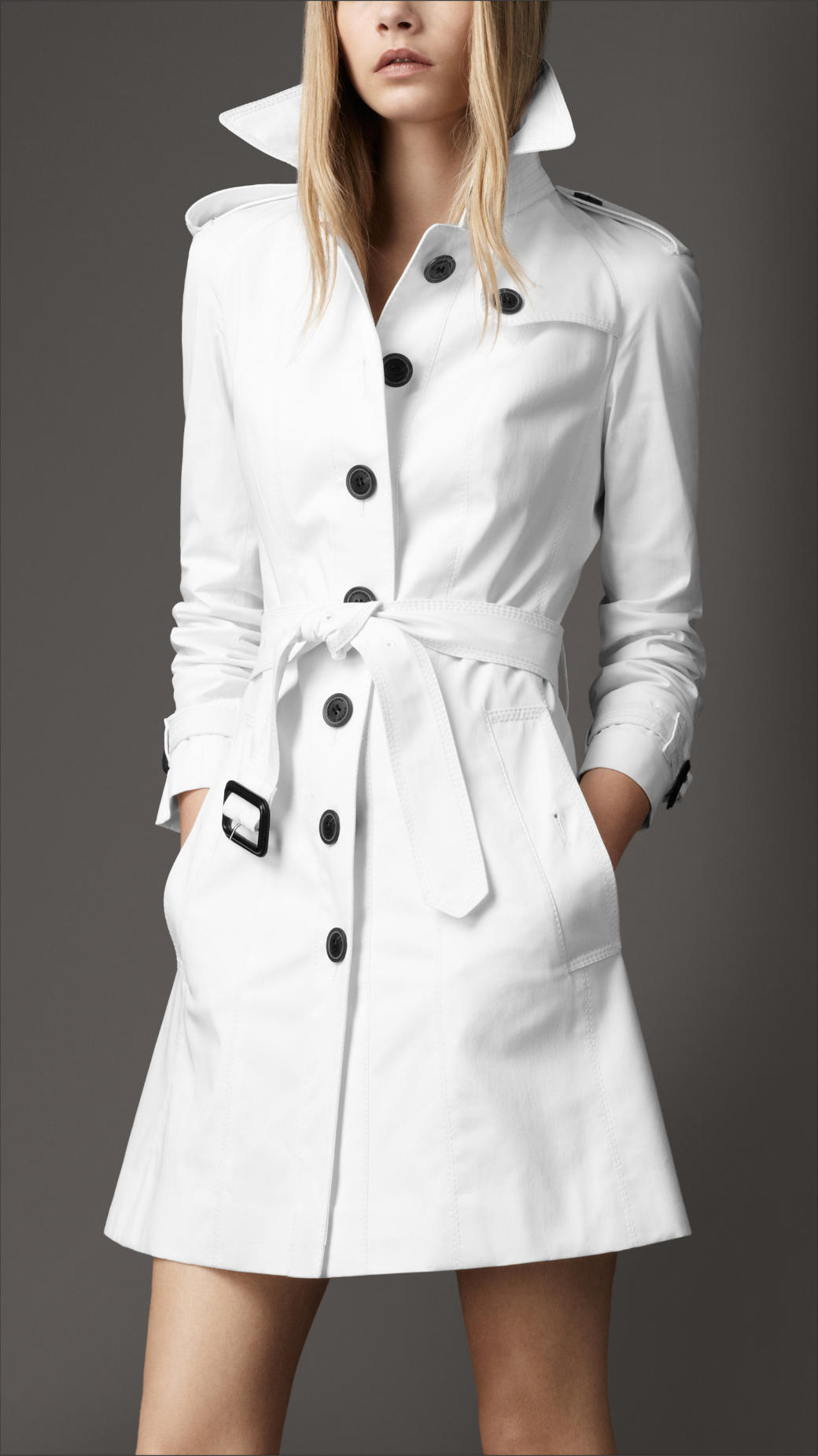 Find great deals on eBay for womens white trench coat. Shop with confidence.