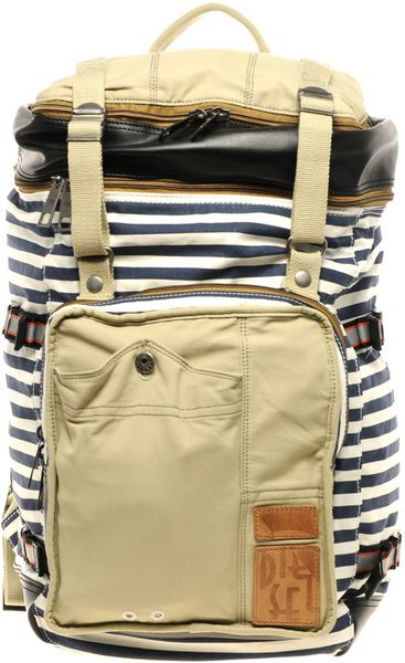 Diesel Popeye Backpack in Multicolor for Men (blue) - Lyst