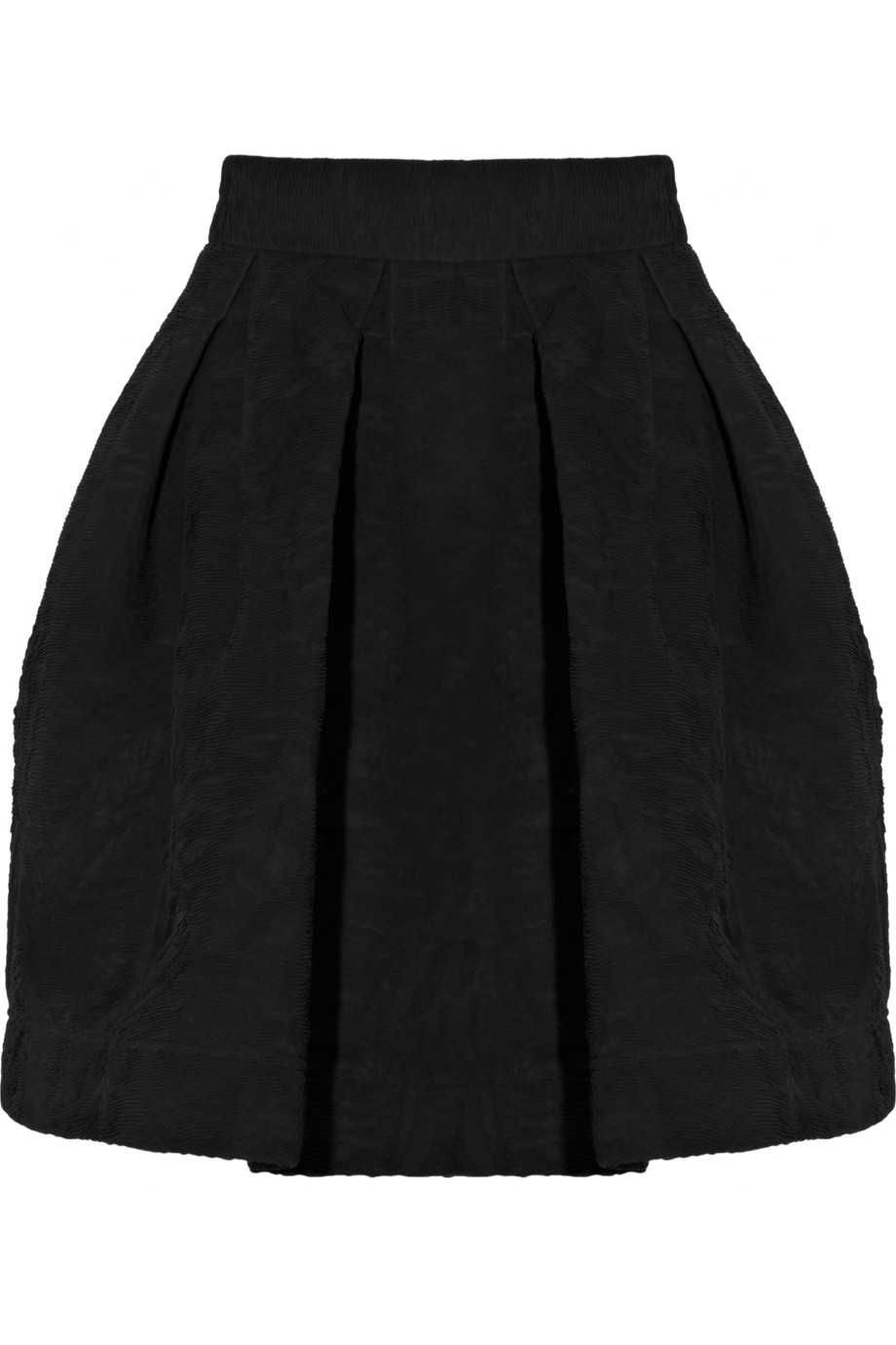 Aline Black Skirt