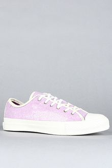 Converse The Chuck Taylor All Star Premium Ox Sneaker in Iris - Lyst
