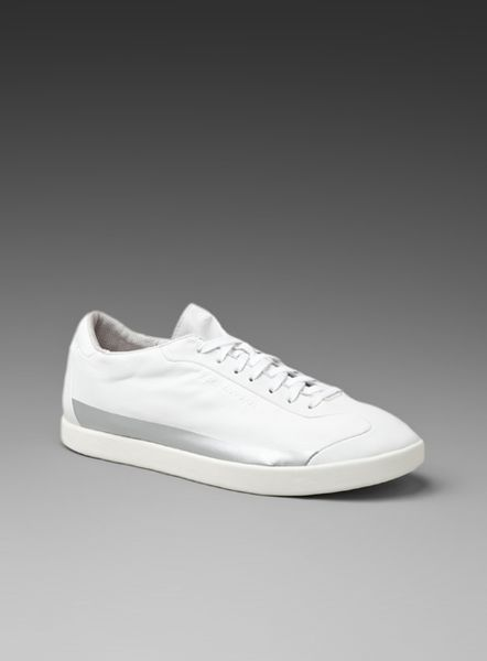 Puma X Hussein Chalayan Urban Conflate in White for Men