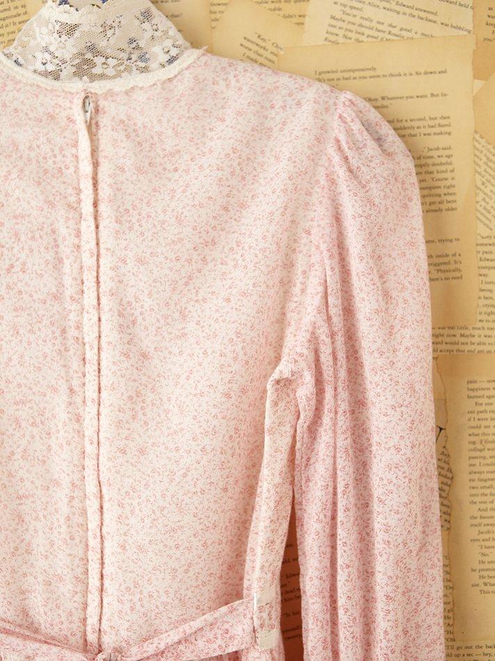 Free People Vintage Gunne Sax Dress In Pink Lyst