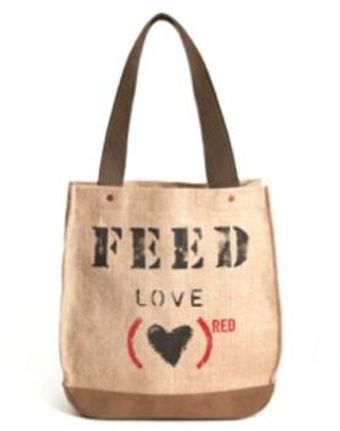 The Feed Foundation (feed)red Love 30 Bag - Lyst