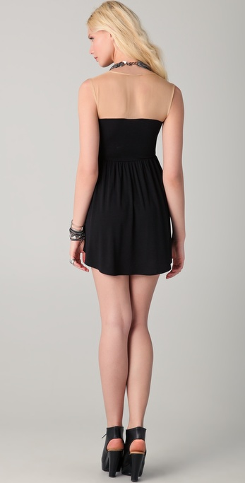 Holy Tee Lady Cocktail Dress In Black Lyst