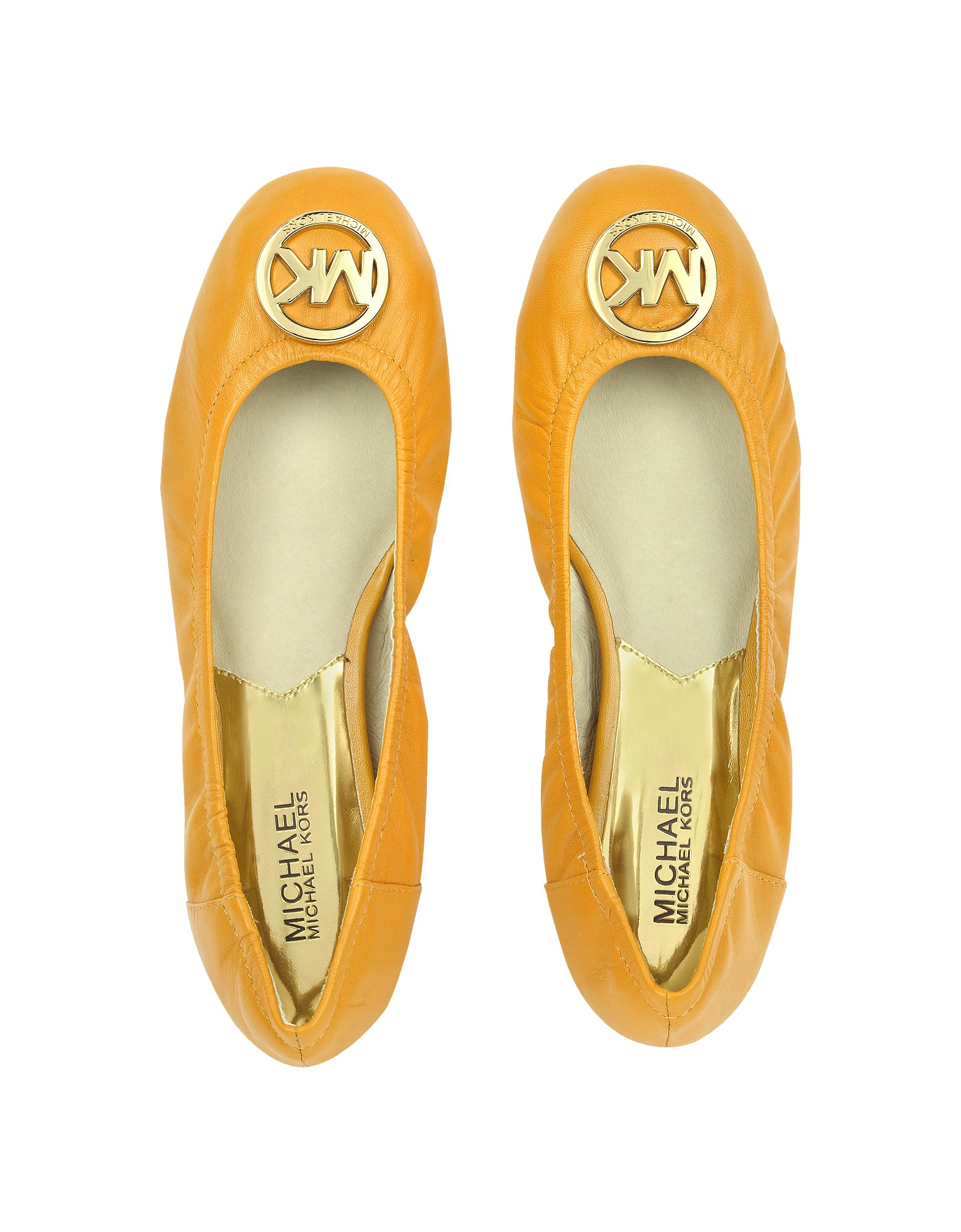 Michael Kors Fulton Ballet Flat Shoes