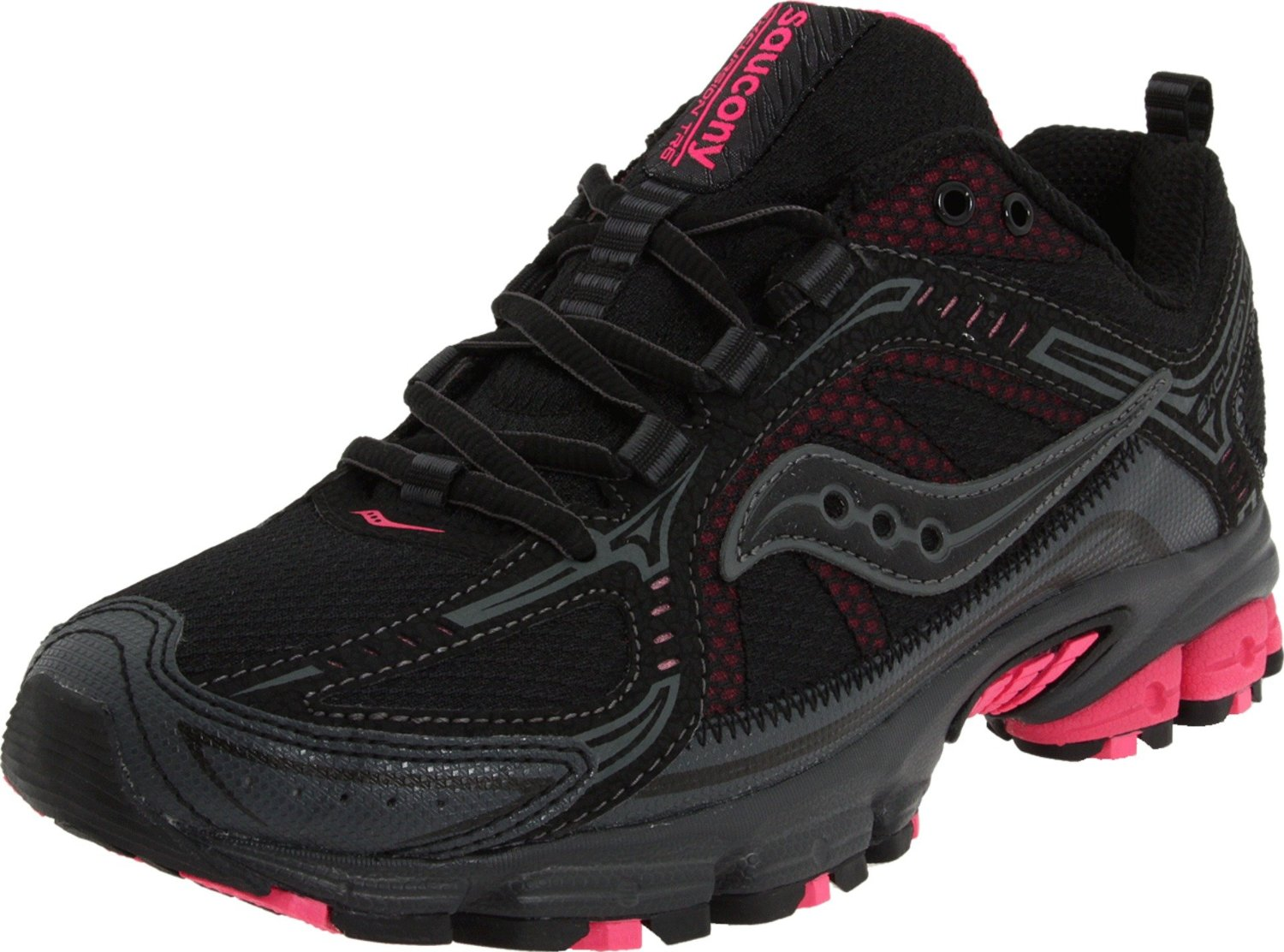 saucony saucony womens grid excursion tr 6 trail running