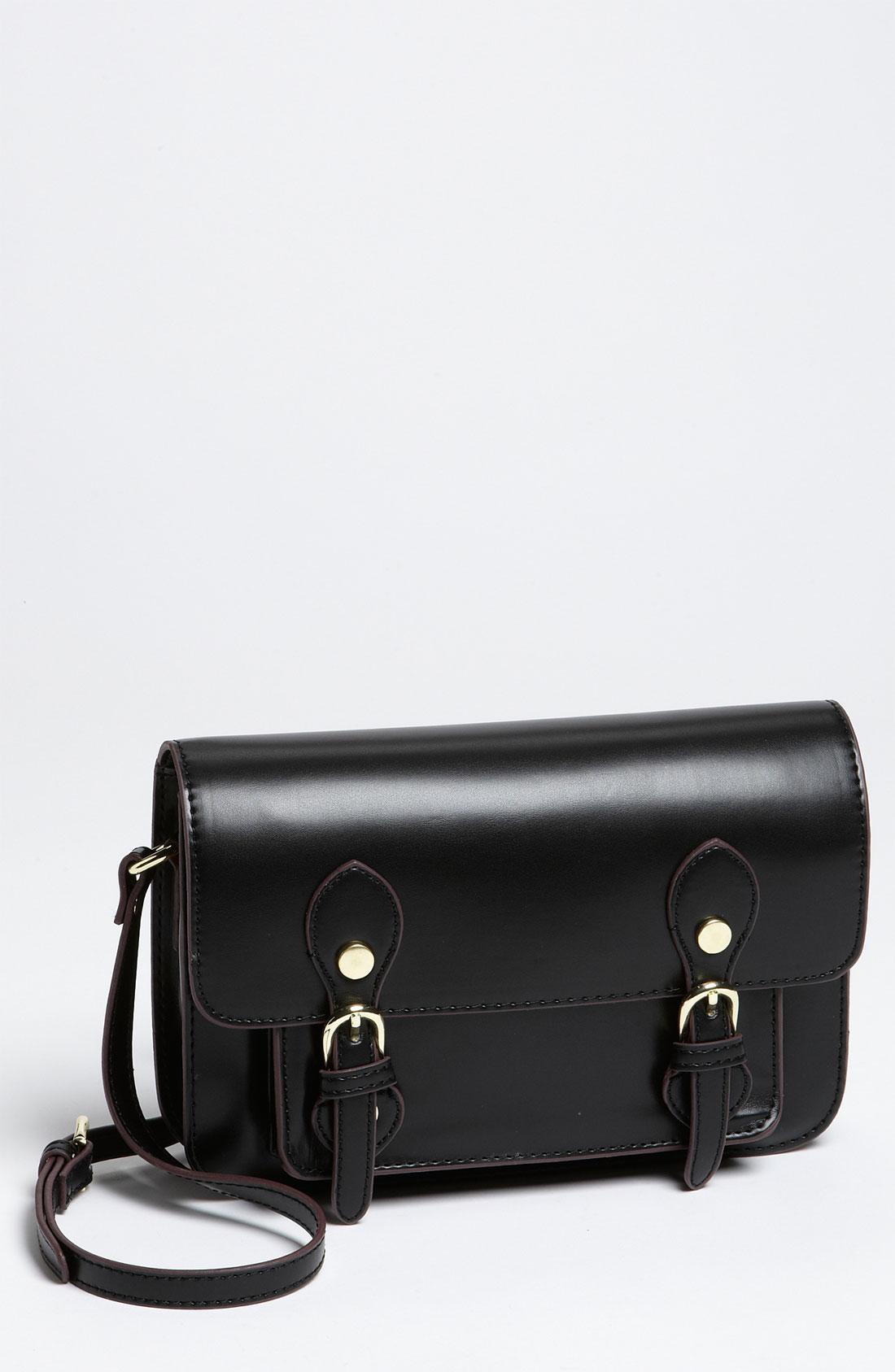 steven by steve madden crossbody bag in black lyst
