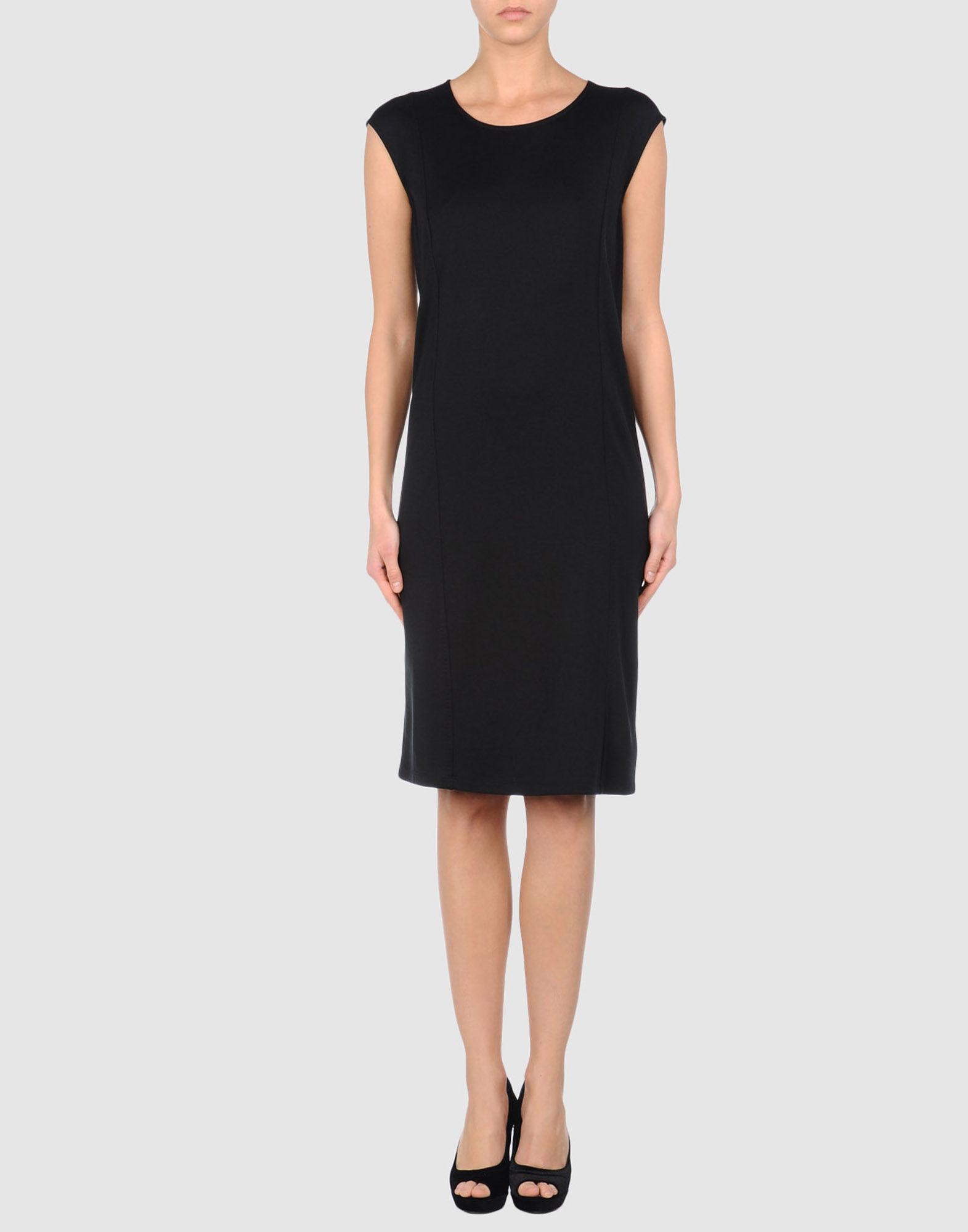 weekend by maxmara weekend max mara short dresses in black. Black Bedroom Furniture Sets. Home Design Ideas