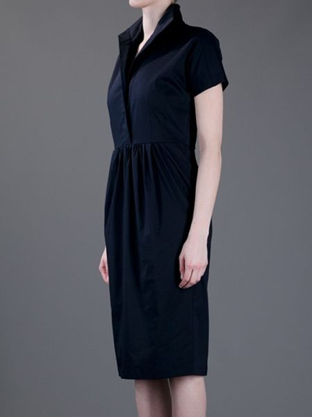 Jil Sander Shirt Dress in