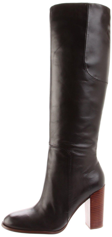 Ivanka Trump Kamila Boots In Black Brown Lyst