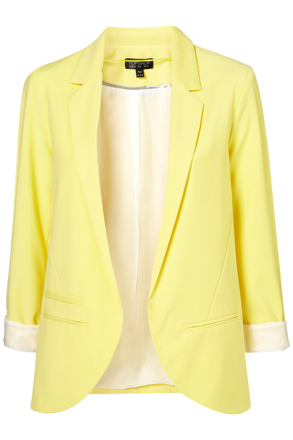 Yellow Blazer Photo Album - Reikian