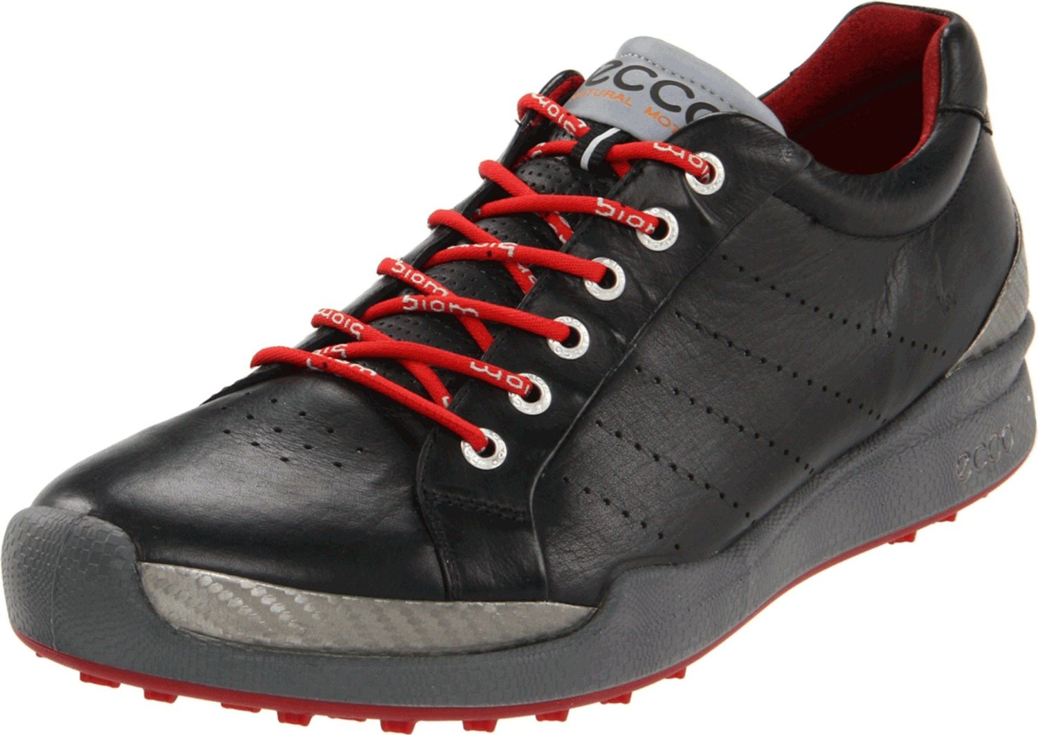 Ecco Leather Sole Golf Shoes