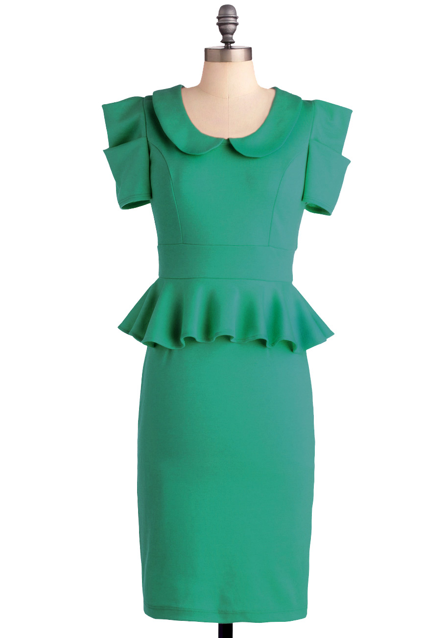 Find great deals on eBay for green work dress. Shop with confidence.