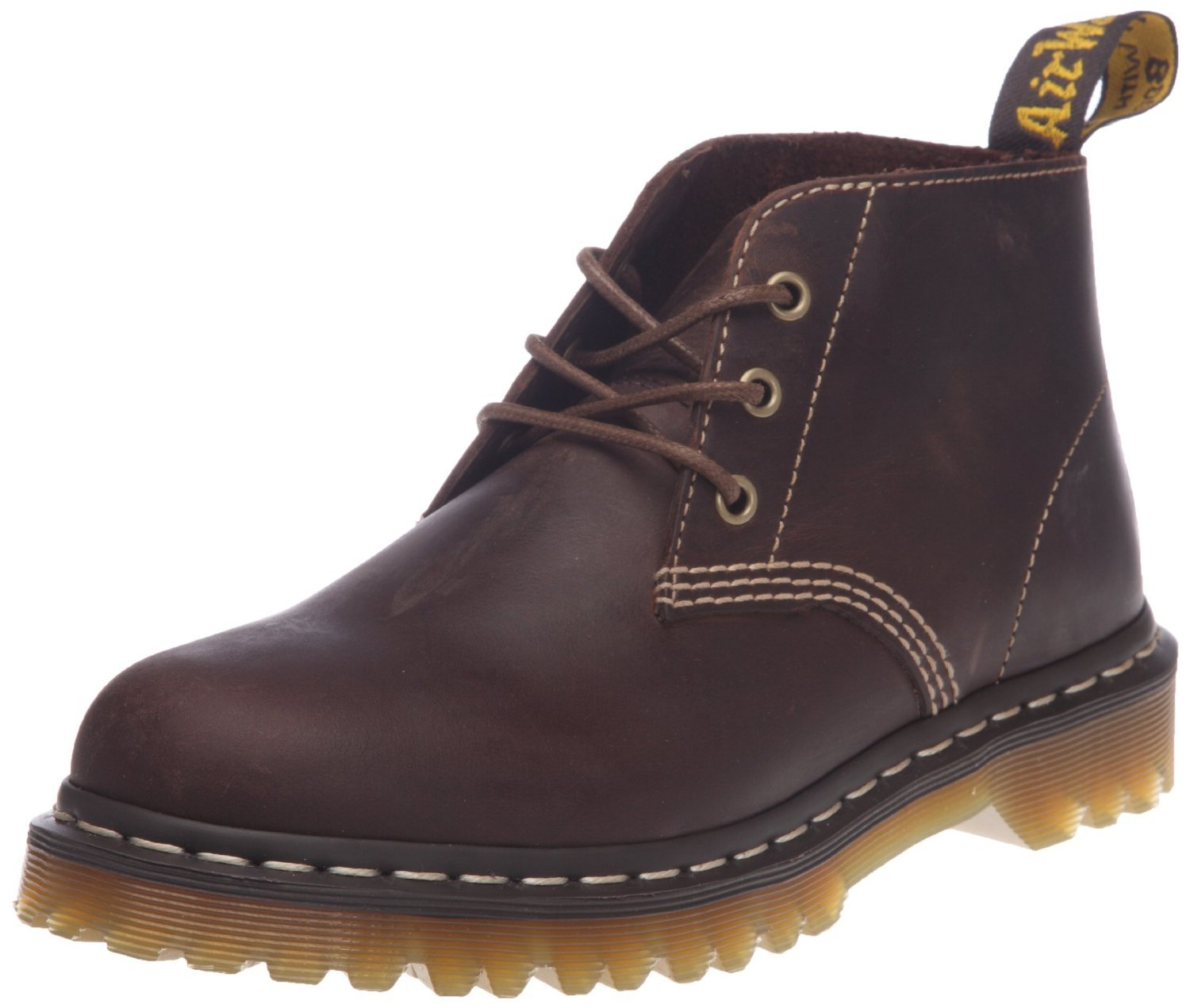 dr martens dr martens mens tyrell boot in brown for