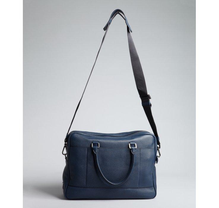 prada flower handbag - Prada briefcase baltic blue