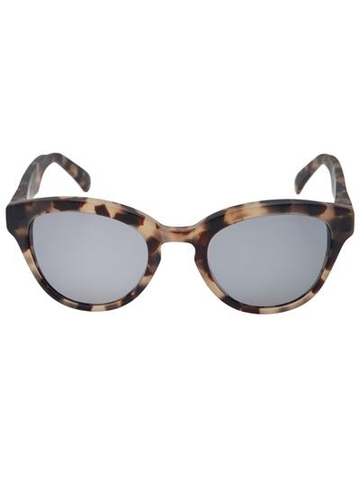 3.1 Phillip Lim Mod Lou Lou Sunglasses in Grey (Grey)