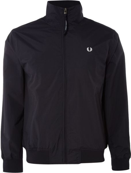 Fred Perry Sailing Jacket in Blue for Men (navy) - Lyst
