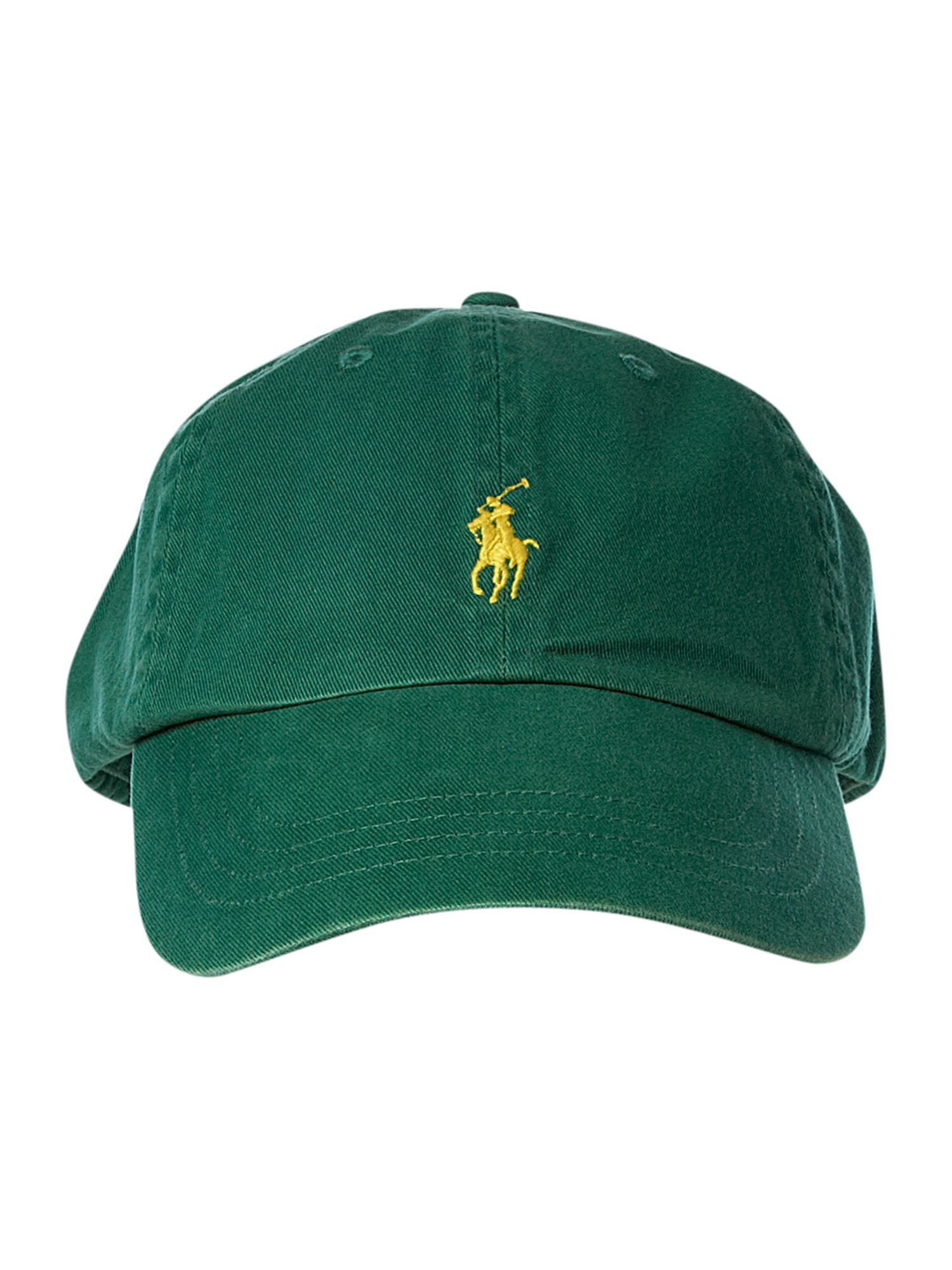 polo ralph lauren baseball cap in green for men lyst. Black Bedroom Furniture Sets. Home Design Ideas