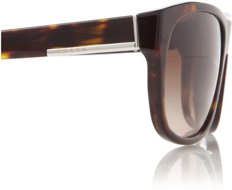 Mens Prada Sunglasses Brown Brown For Men Prada Mens