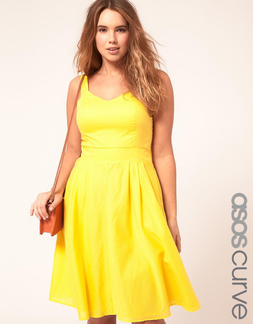 yellow wallpaper summer dress - photo #8