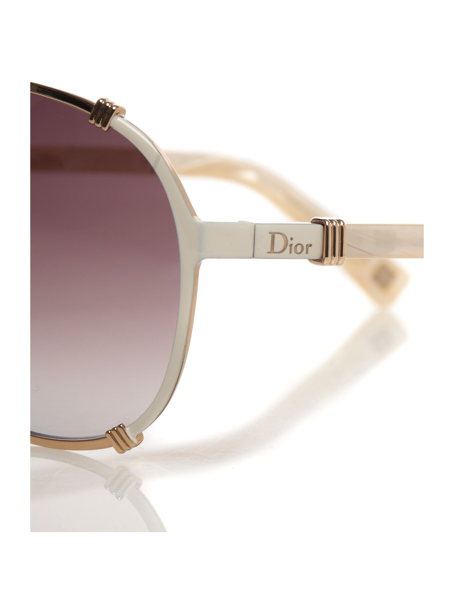 Dior Chicago Sunglasses  dior chicago 2 sunglasses in pink lyst