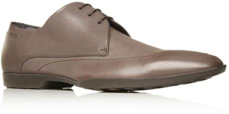 Hugo Boss Orange Shoes Men Hugo Boss Bakkero Shoes Brown