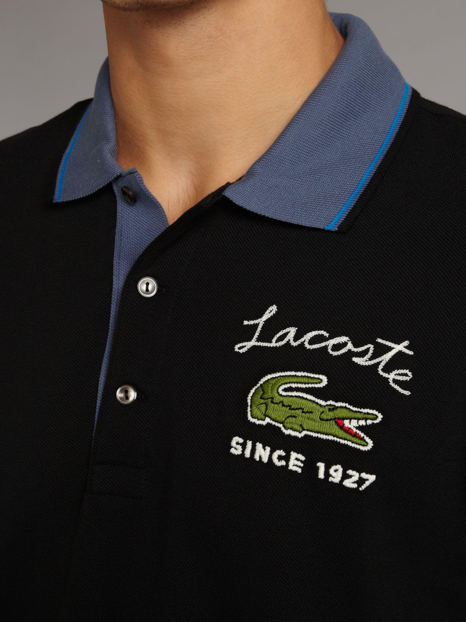 Lacoste Logo polo shirt 0Unuexk5Y