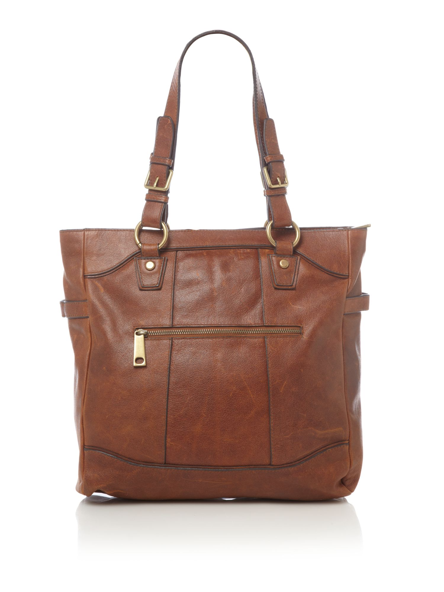 Linea Weekend Imogen Tote Bag in Brown
