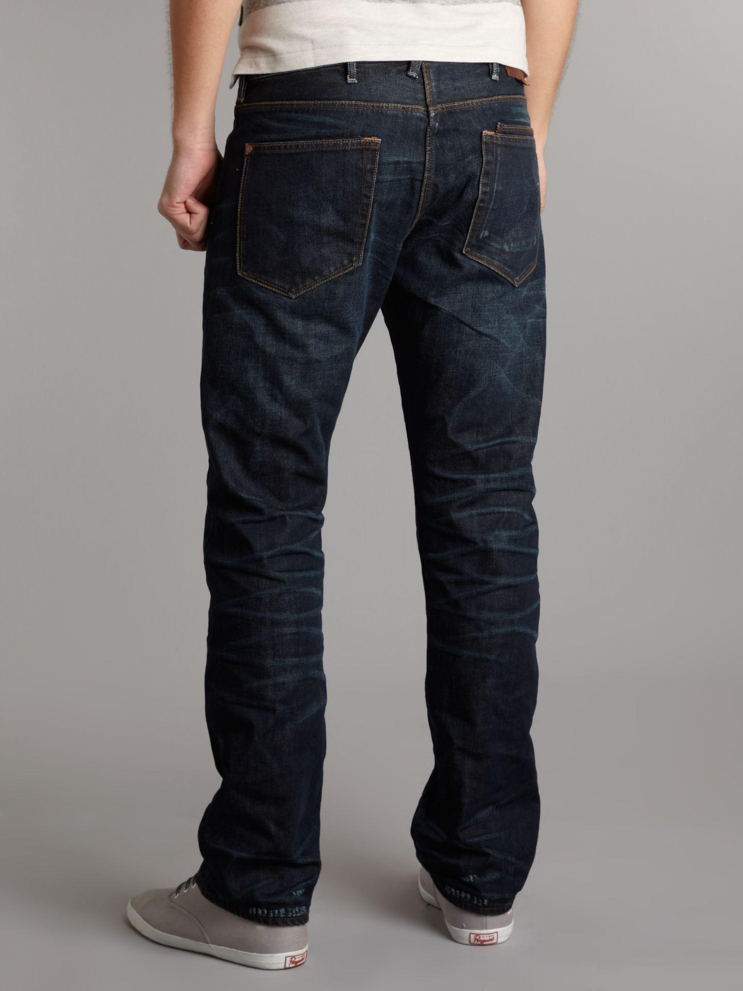 Paul Smith Selvedge Denim Jeans in Blue for Men