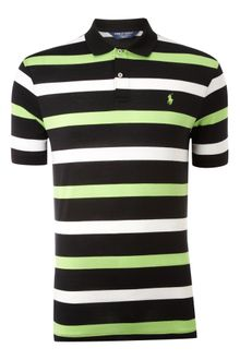 Polo Ralph Lauren Golf Bold Stripe Polo Shirt - Lyst