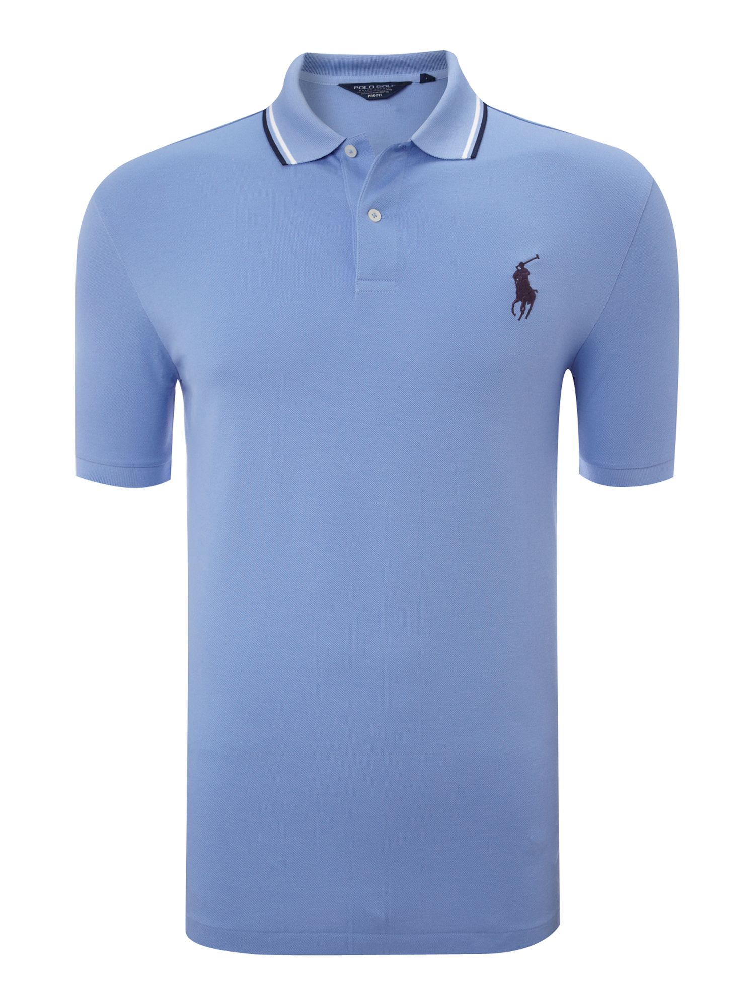 Lyst Ralph Lauren Golf Big Pony Short Sleeve Polo Shirt