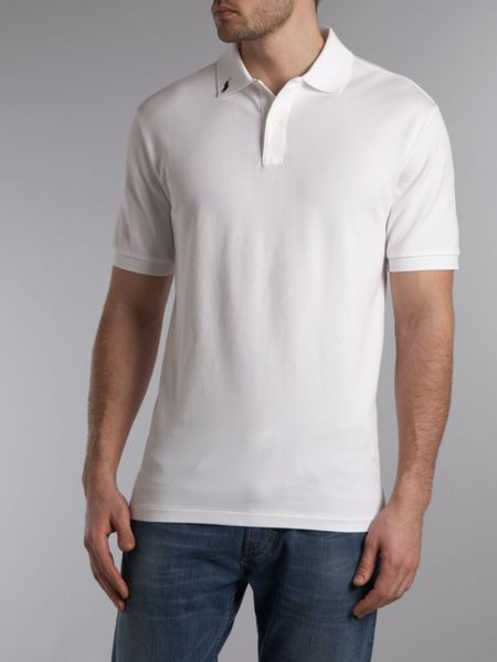 Polo Ralph Lauren Golf Profit Collar Short Sleeve Polo