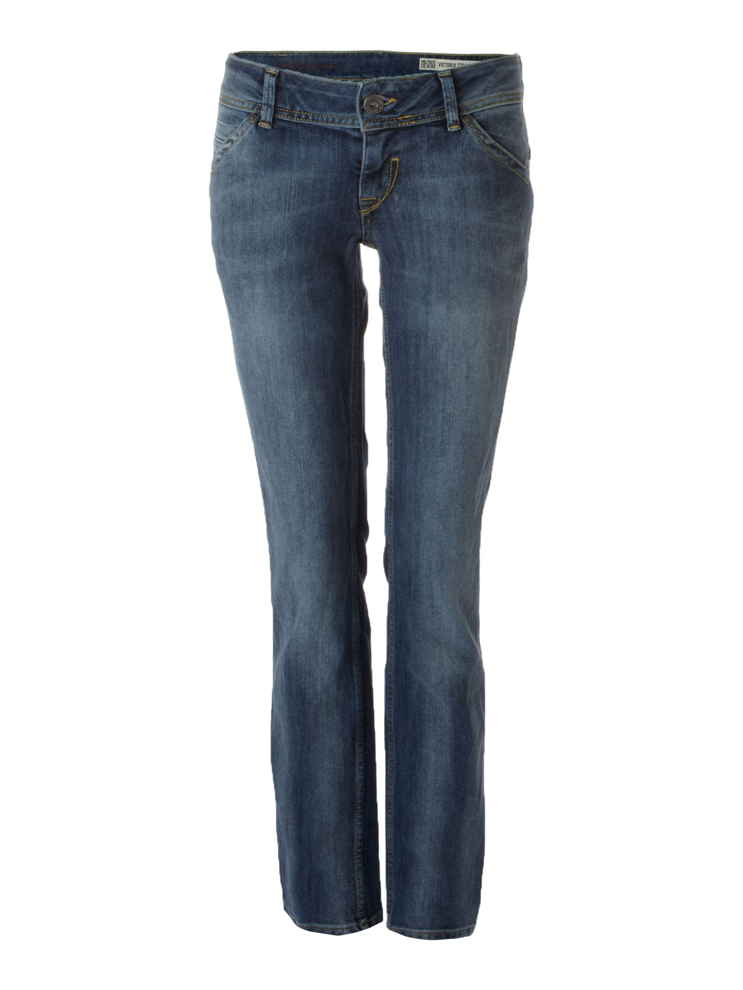 Tommy hilfiger Rome Absolute Blue Jeans in Blue (Navy) | Lyst