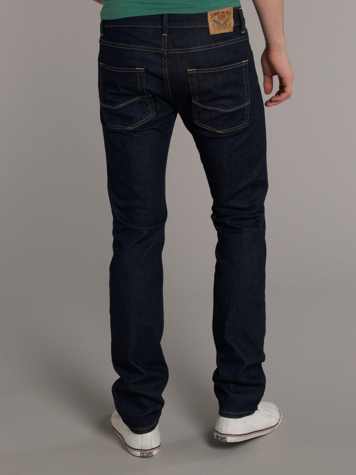 tommy hilfiger sin denim clyde comfort jeans in blue for men lyst. Black Bedroom Furniture Sets. Home Design Ideas