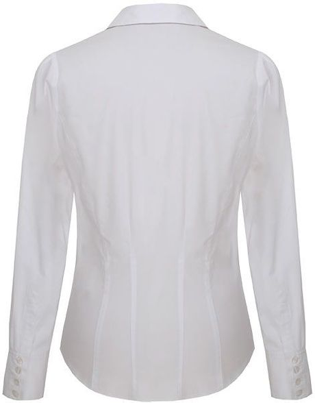Women 39 S Tailored Blouses Lace Henley Blouse