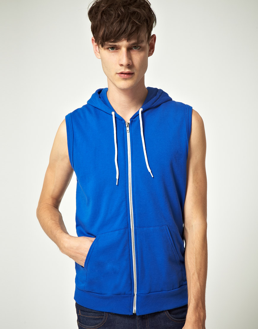 Shop a wide selection of Sleeveless Hoodies at DICK'S Sporting Goods and order online for the finest quality products from the top brands you trust. Free Shipping Blue (5) White (4) Green (2) Brown (1) Size Size S (12) M (12) L.