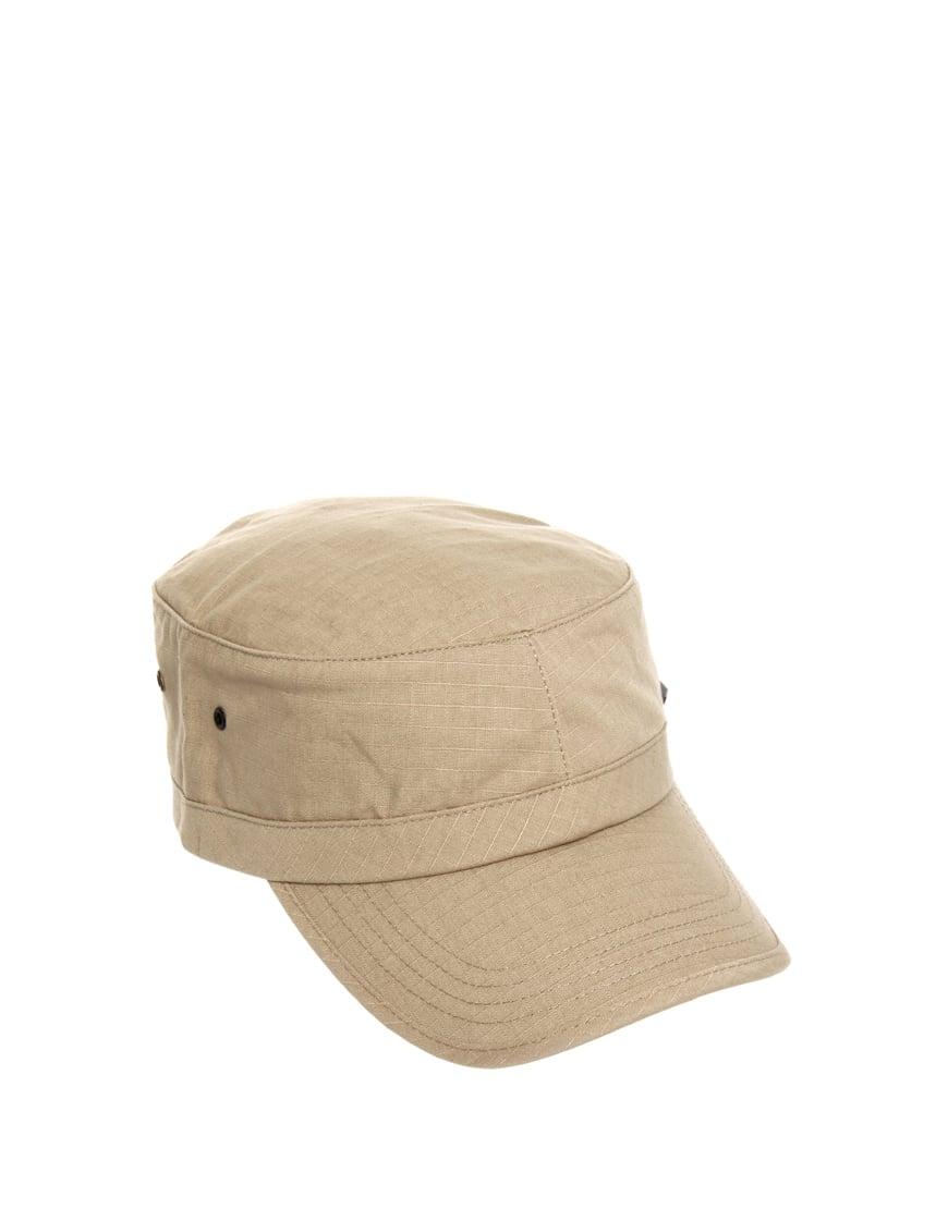 6b72b12908ae6 Carhartt Carhartt Army Cap in Natural for Men - Lyst