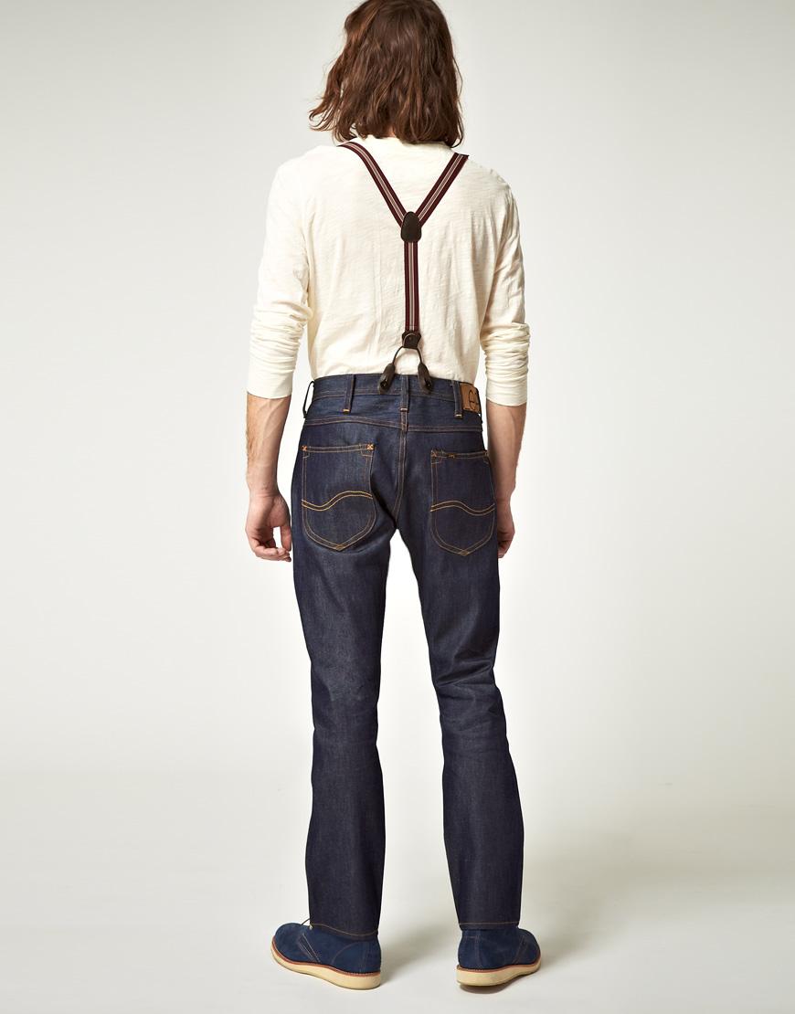 Soft Denim Jeans For Men