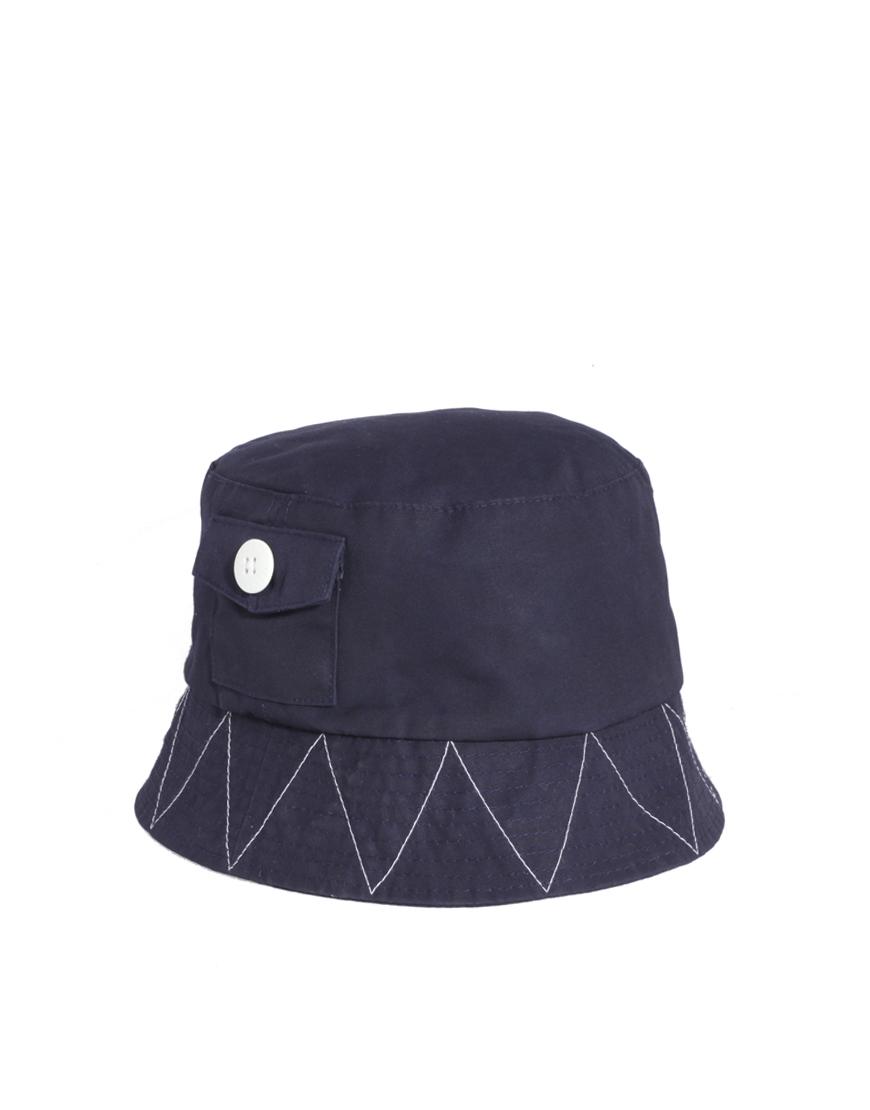 a5272fc2b Penfield Blue Penfield Baker Bucket Hat for men