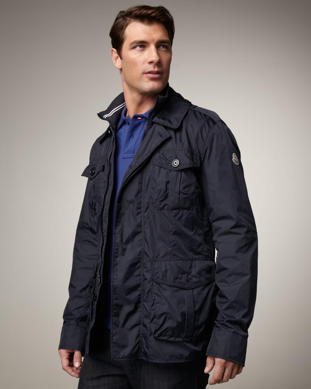 moncler mens field jacket