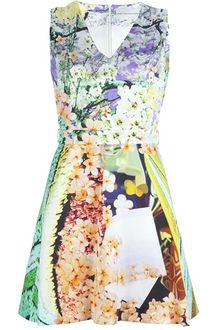 Mary Katrantzou Balalaika Dress - Lyst